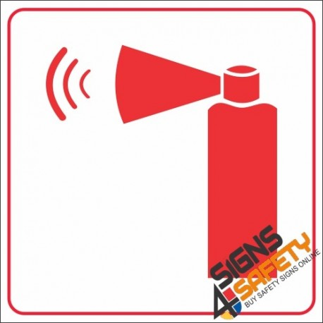 Free Download, Handheld Fire Alarm Sign