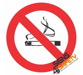 (NS1) No Smoking Sign