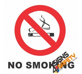 picture regarding Printable No Smoking Sign named (NS2) No Cigarette smoking Indicator