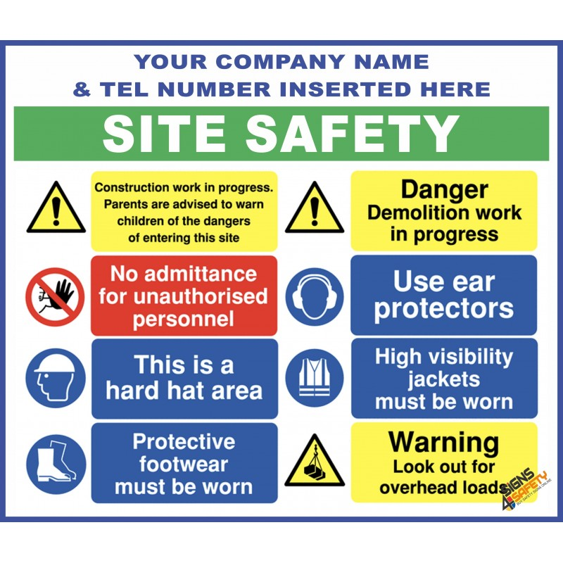 Nosa Sabs C71 Site Safety Personal Protective