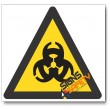 Biological Hazard Sign