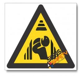 Confined Space Hazard Sign