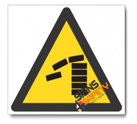 Stacking Hazard Sign