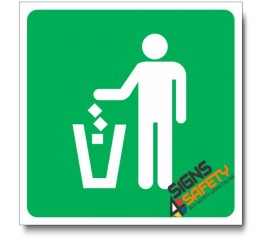 (IN99) Refuse Sign