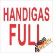 (G3) Handigas Full Sign
