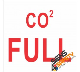 (G7) CO2 Full Sign