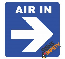 (G12) Air In Sign