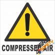 (G22) Compressed Air Sign