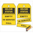 (GT5) Helium Status Safety Tag