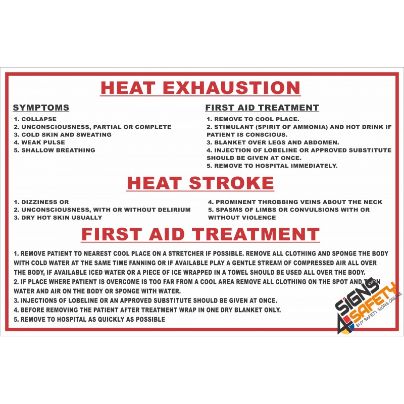 Heat Exhaustion: Symptoms and Treatment - WebMD
