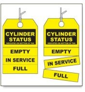 Gas Safety Tags