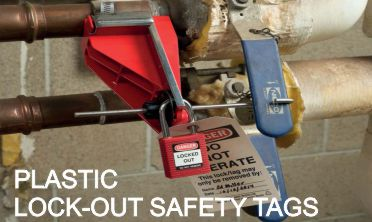 Lockout Safety Tags